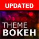 Theme Bokeh  Free Download