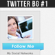 Twitter Background #1 - GraphicRiver Item for Sale