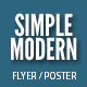 Modern Corporate Business Flyer Poster Part 03 - GraphicRiver Item for Sale