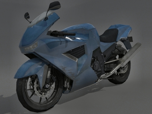 3DOcean Razor RZX-1000 3D Models -  Vehicles  Land  Motorcycles 2289168