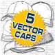 Cap Mock-Ups - Variety Pack - GraphicRiver Item for Sale