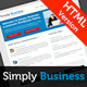 Simply Business - HTML Small Business Template - ThemeForest Item for Sale