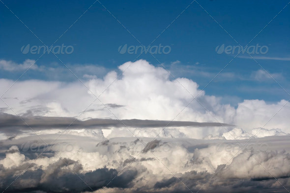 PhotoDune floating clouds 4082629