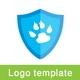 Pet Protect Logo Template
