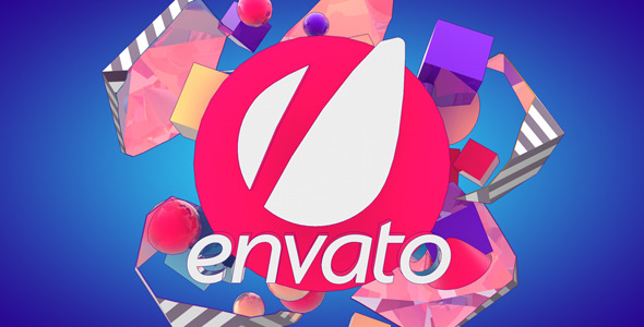 VideoHive Colorful Logo Reveal 2263562