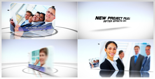 After Effects Project - VideoHive Motion Circle Presentation 2294269
