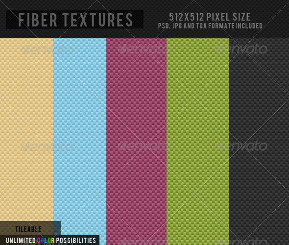 3DOcean Fiber Textures 2294527