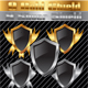 Shield Icons - GraphicRiver Item for Sale