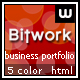 Bitwork - Portfolio and Business Website Template - ThemeForest Item for Sale
