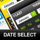 Popup Datepicker - GraphicRiver Item for Sale