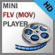 Mini FLV Player (AS2.0) - ActiveDen Item for Sale