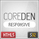 Coreden - Responsive HTML - ThemeForest Item for Sale