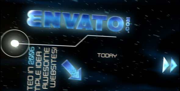 After Effects Project - VideoHive Cosmostar 85539