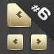 Premium buttons #6 - GraphicRiver Item for Sale