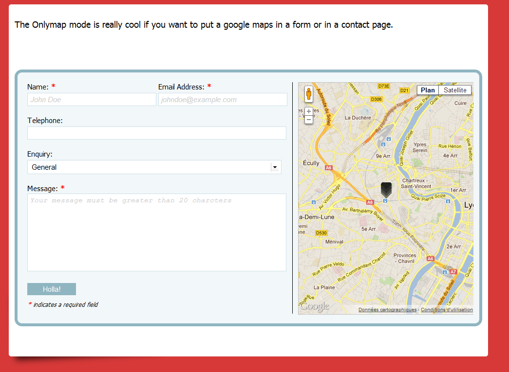 Google Maps Module with Geolocation [V2]