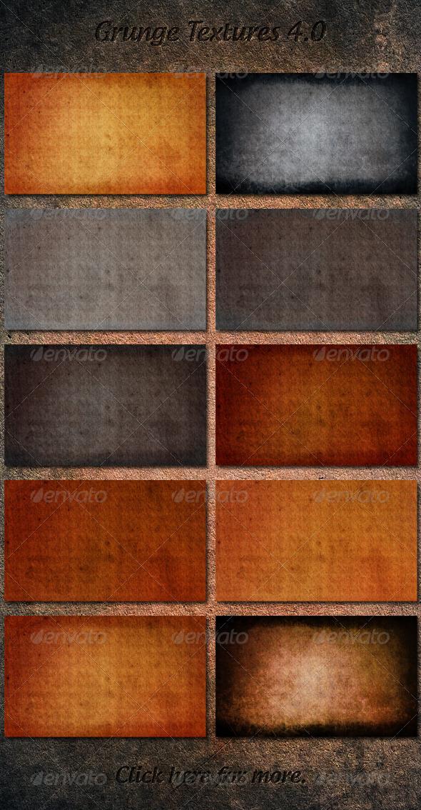Grunge Paper Textures 4.0 - Paper Textures