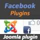 Facebook Plugins & Social graph for Joomla