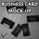 Business Card and holder mock-ups - GraphicRiver Item for Sale