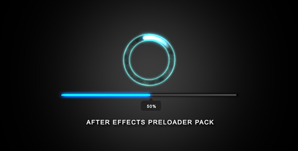 After Effects Project - VideoHive PreLoader Pack 2302742