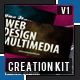 Business Card Creation Kit - GraphicRiver Item for Sale