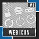 Web Icon Pack - GraphicRiver Item for Sale