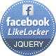 Facebook Like Locker per jQuery - Voce WorldWideScripts.net in vendita