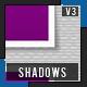 Realistic Shadows pack - 3 - Sweet Shadows