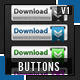 Premium web button pack - GraphicRiver Item for Sale
