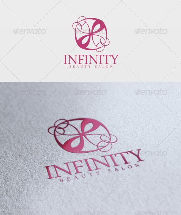 GraphicRiver Infinity Beauty Salon Logo 2304881