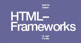 HTML Shits