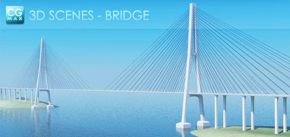 3DOcean Bridge 85726