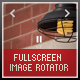 FULLSCREEN IMAGE ROTATOR - AS3 - ActiveDen Item for Sale