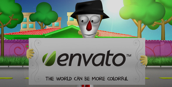 After Effects Project - VideoHive A Colorful World 2310388