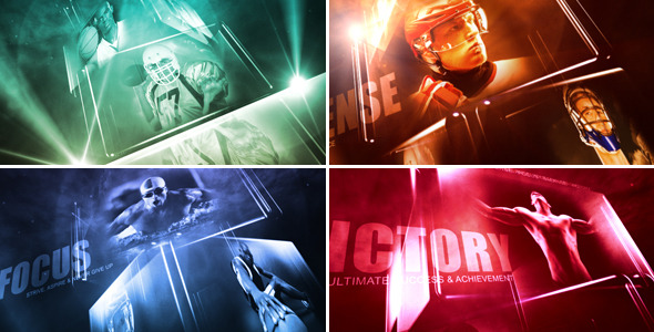 After Effects Project - VideoHive Glass Gallery Tower Opener 2310556