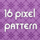 16 Pixel Pattern - GraphicRiver Item for Sale