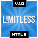Limitless - Multipurpose HTML5 Template - ThemeForest Item for Sale