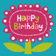 Flower Card Design  - GraphicRiver Item for Sale