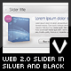 Web 2.0 Slider - GraphicRiver Item for Sale