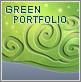 Green Portfolio  Free Download