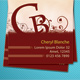 Creative Field Business Card - GraphicRiver Item for Sale
