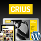 Crius Responsive Photography Creative Portfolio - ThemeForest Item for Sale