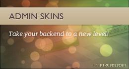 Admin Skins