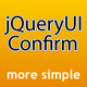 jQueryUIConfirm - CodeCanyon Item for Sale