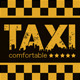 Taxi Comfortable - GraphicRiver Item for Sale