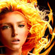 Fire Hair - Video tutorial - Tuts+ Marketplace Item for Sale