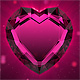 Valentine`s ruby heart - VideoHive Item for Sale