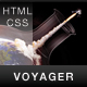 VOYAGER HTML/CSS  Free Download