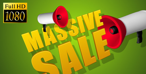 After Effects Project - VideoHive Massive Sale 2320581