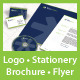 SavAtic Logo, Stationery, Trifold Brochure, Flyer - GraphicRiver Item for Sale