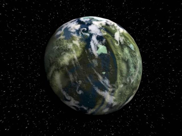 3DOcean Planet Zenith 2320722